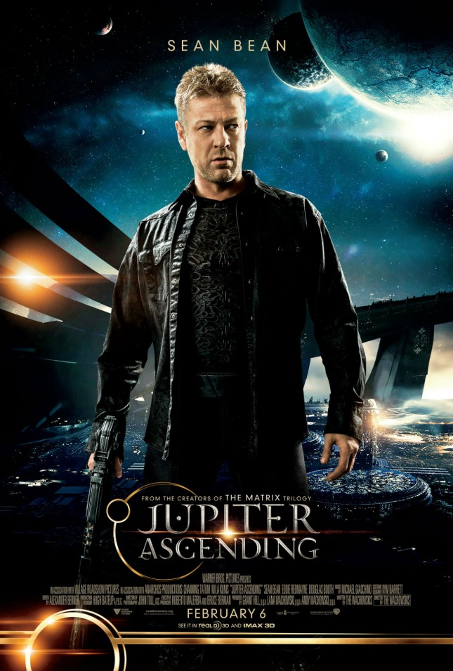 destino jupiter sean bean poster