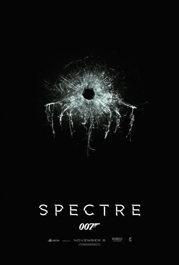 spectre teaser poster james bond