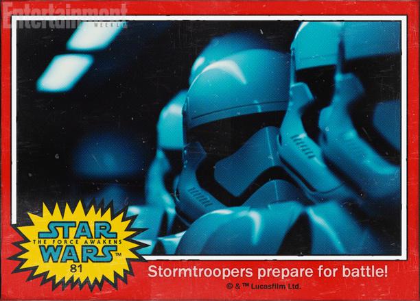 stormtroopers star wars despertar fuerza