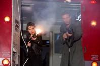 Terminator Genisys: Emilia Clarke y Jai Courtney