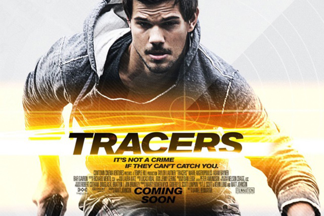 tracers taylor lautner
