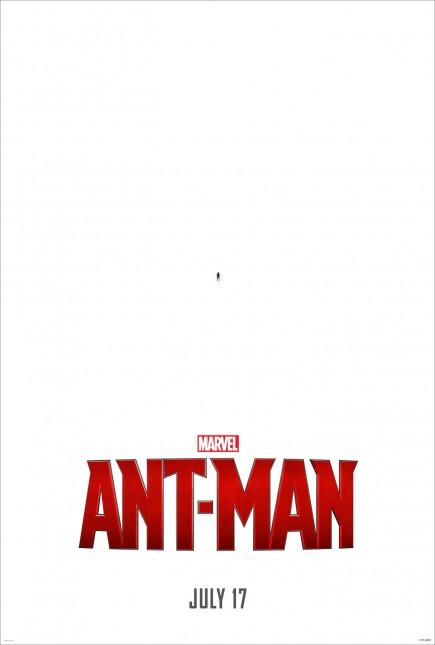 ant-man el hombre hormiga poster