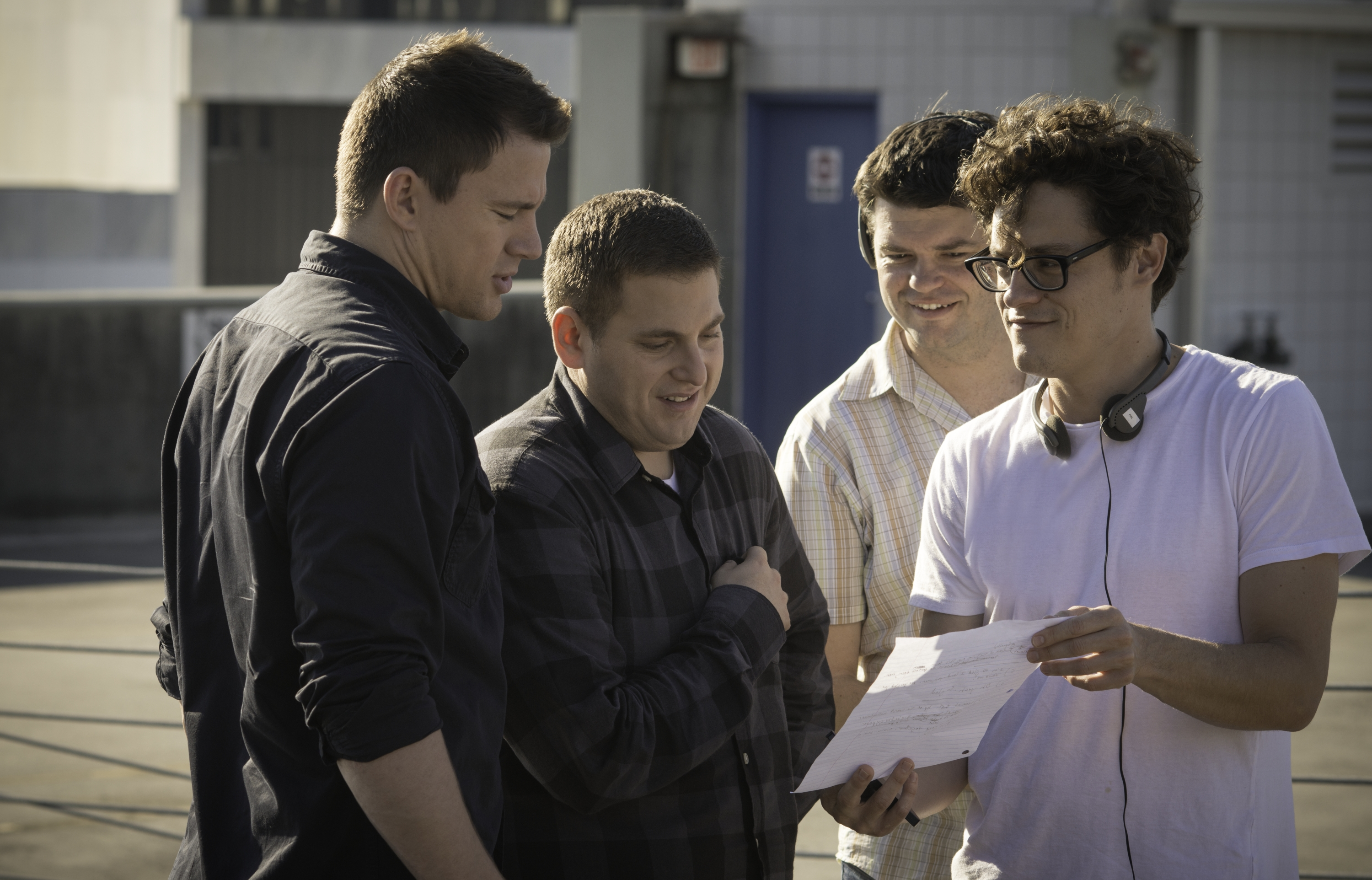 phil lord chris miller channing tatum jonah hill comando especial 2
