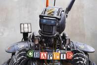 chappie robot pelicula