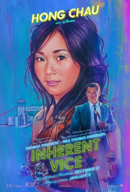 hong chau inherent vice poster