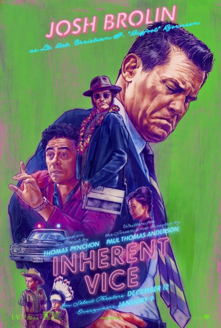josh brolin inherent vice poster
