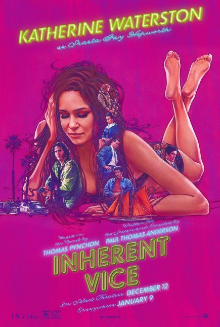 katherine waterston inherent vice poster