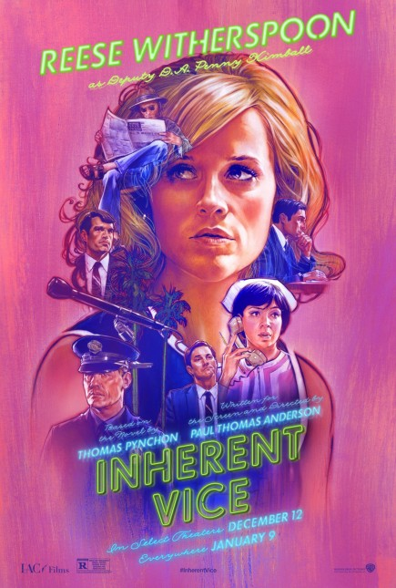 reese witherspoon inherent vice poster