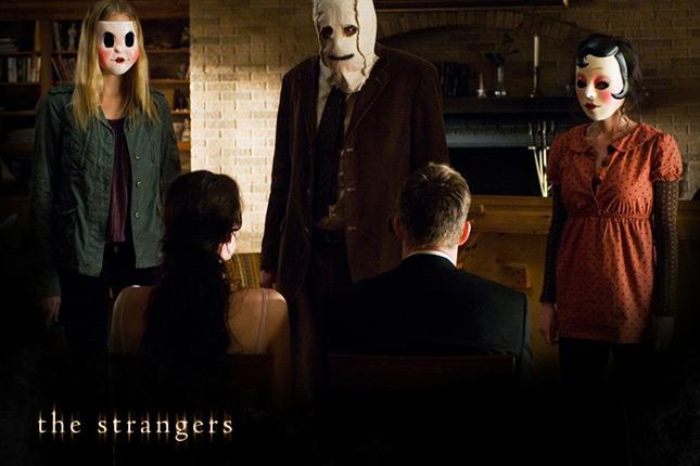 extraños pelicula strangers