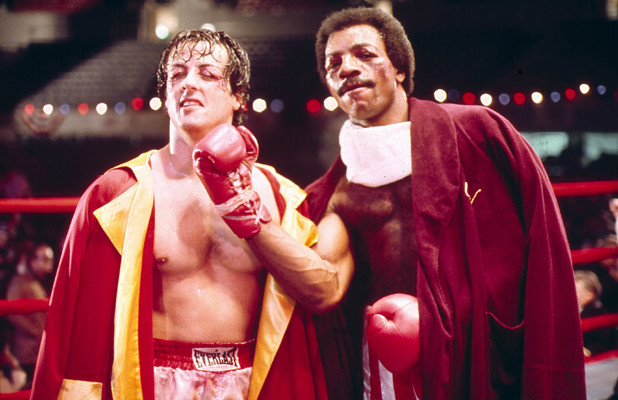 Rocky V Apollo Creed