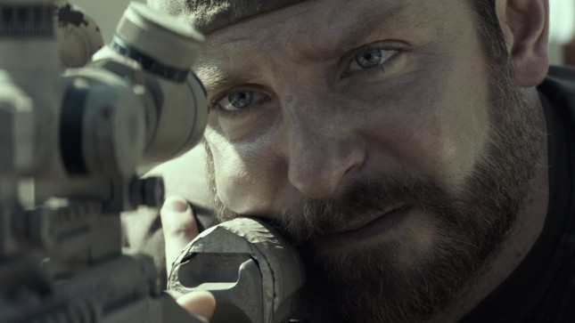 Francotirador: Bradley Cooper