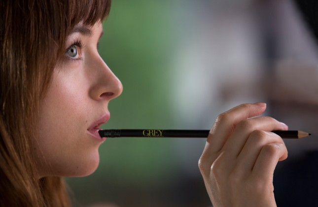 dakota johnson cincuenta sombras grey