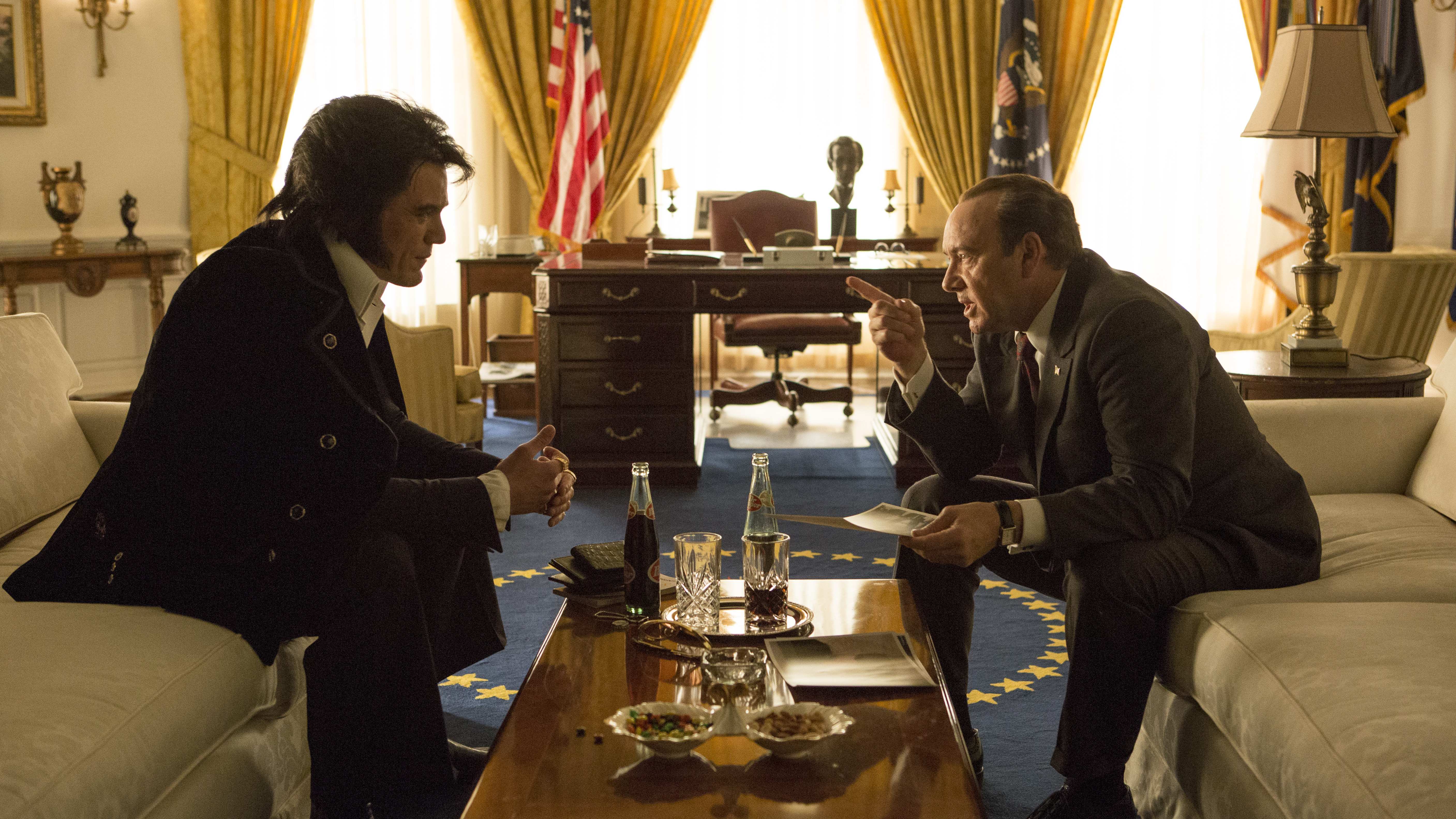 michael shannon kevin spacey elvis and nixon