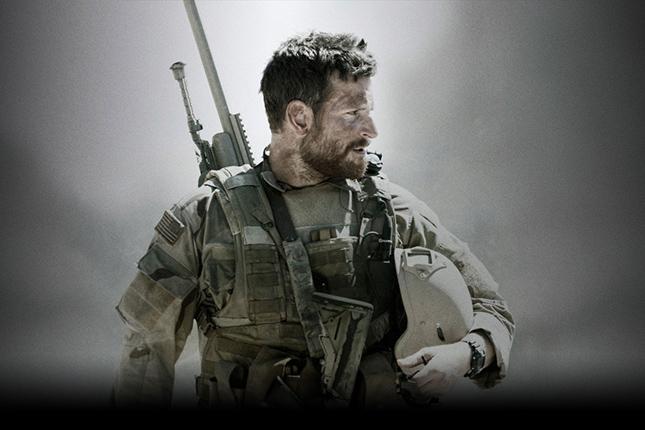 bradley cooper francotirador