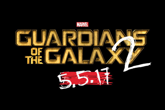 guardianes galaxia 2 logo