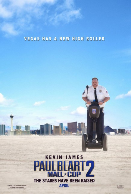 poster paul blart mall cop 2