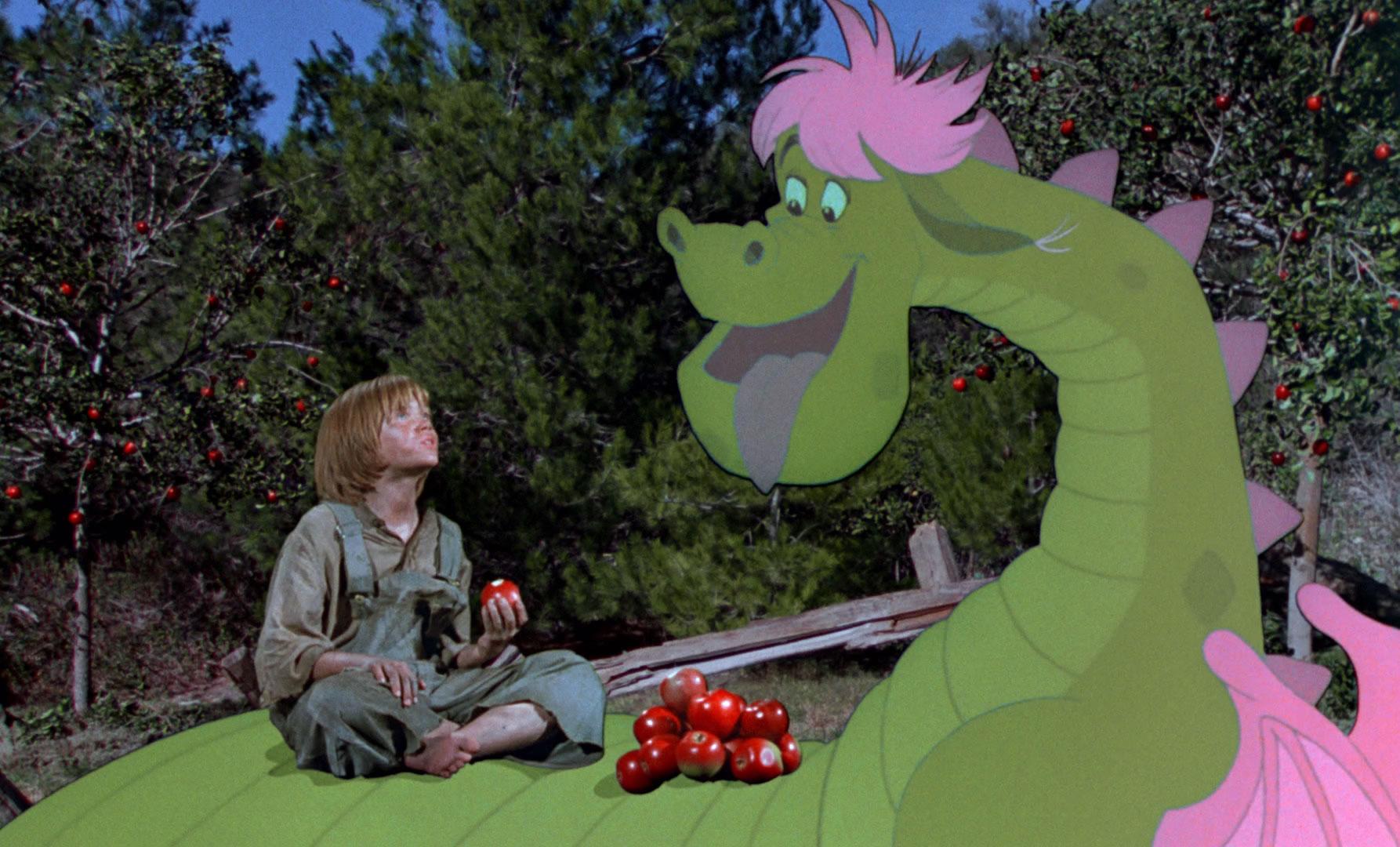 petes dragon pelicula mi amigo el dragon