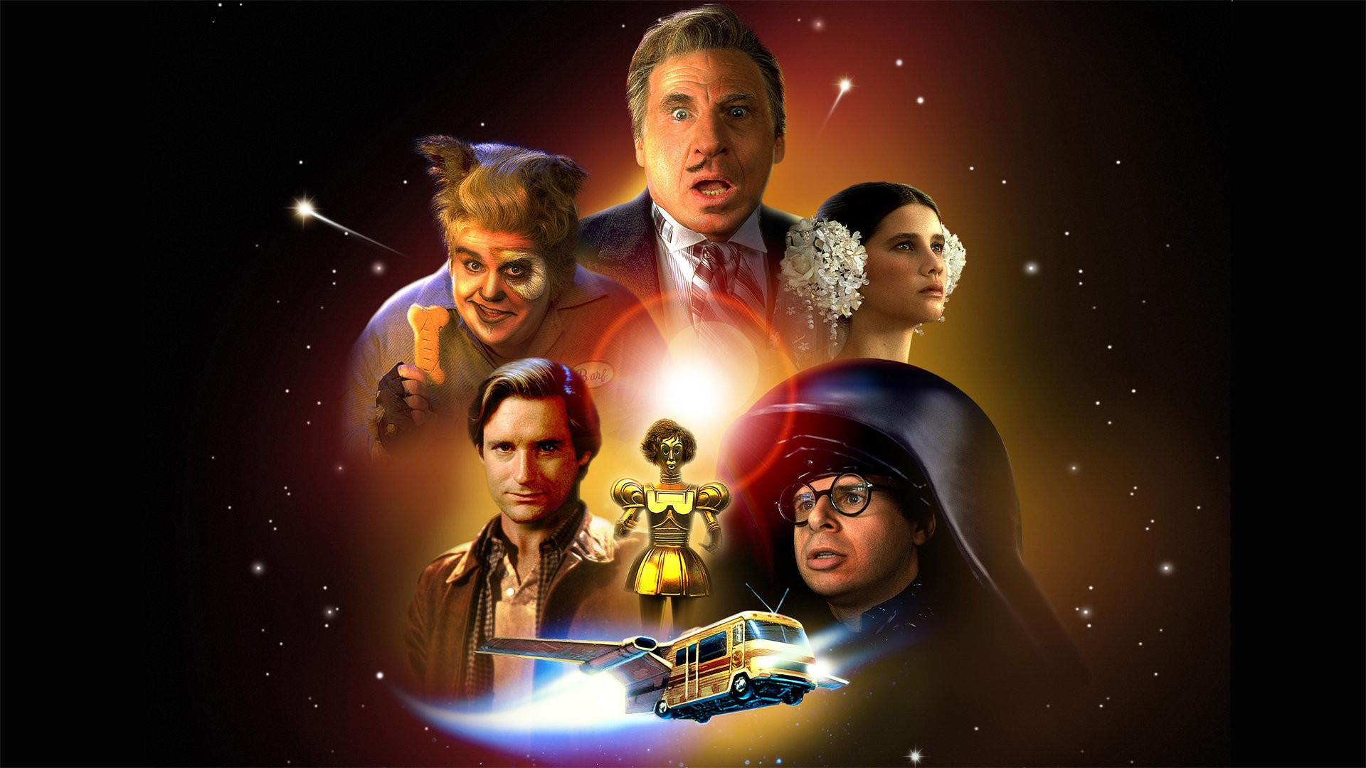 spaceballs wallpaper
