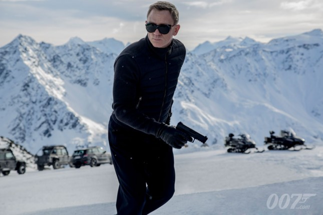 james bond spectre daniel craig