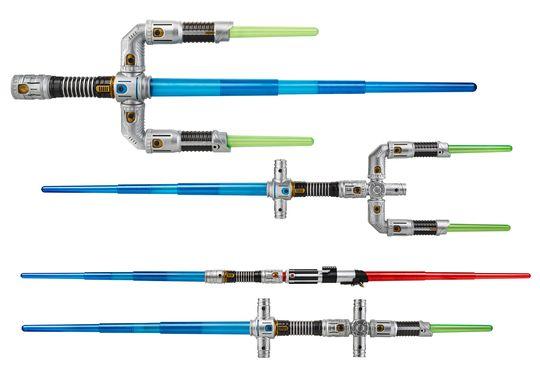 hasbro espada star wars constructor