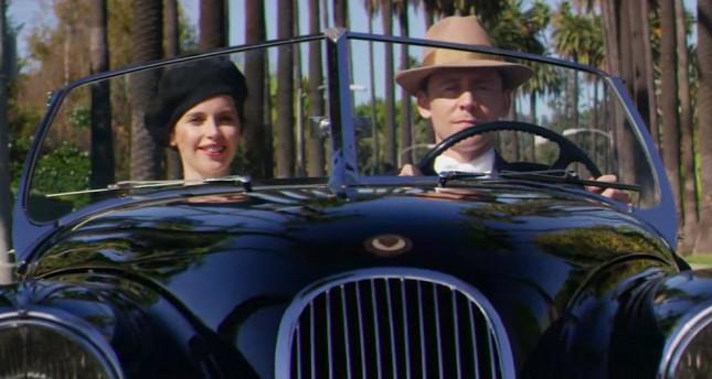 felicity jones tom hiddleston