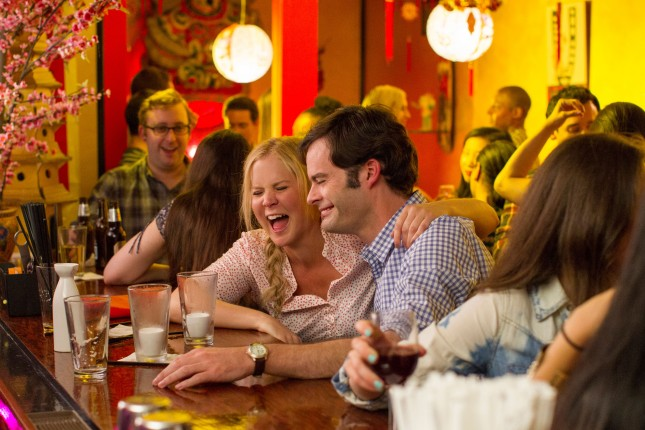 Trainwreck: Amy Schumer y Bill Hader