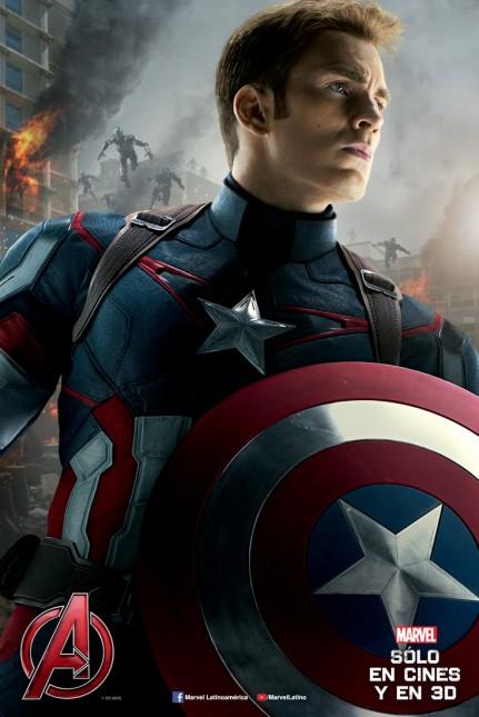 capitan america avengers era ultron
