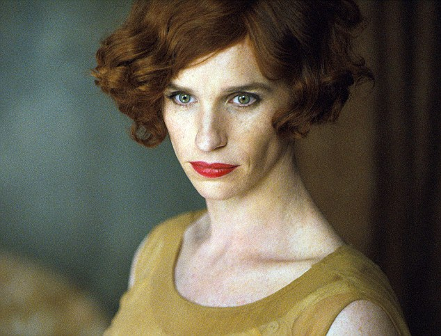 eddie redmayne the danish girl