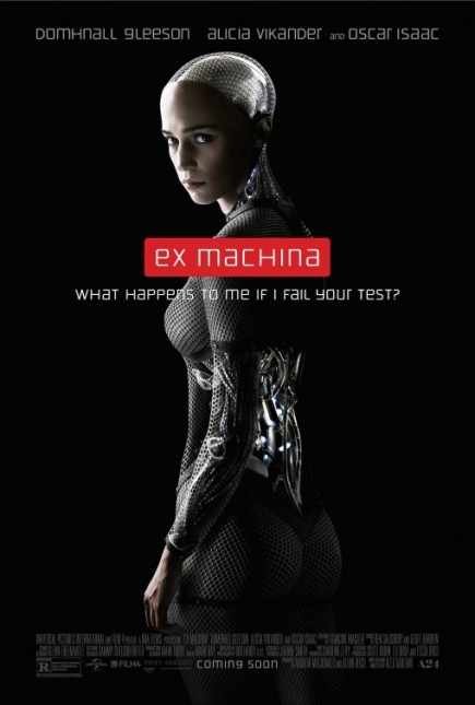ex machina alicia vikander poster