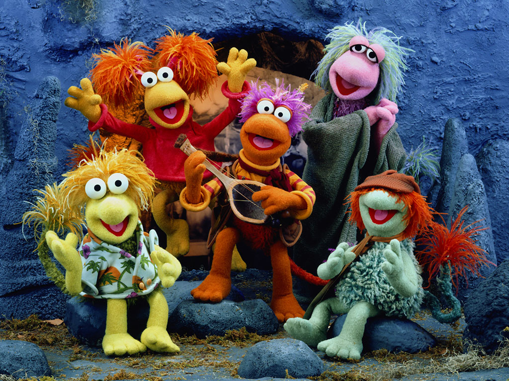 fraggle rock muppets
