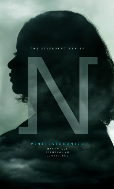 Divergente la Serie: Insurgente - N