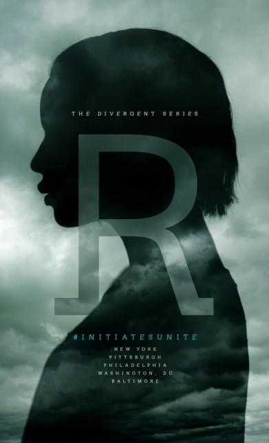 Divergente la Serie: Insurgente - R