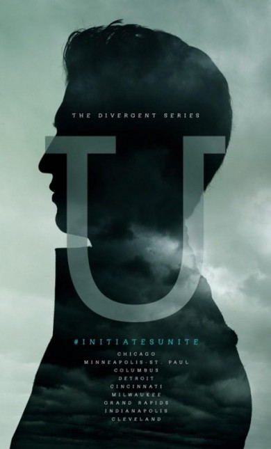 Divergente la Serie: Insurgente - U