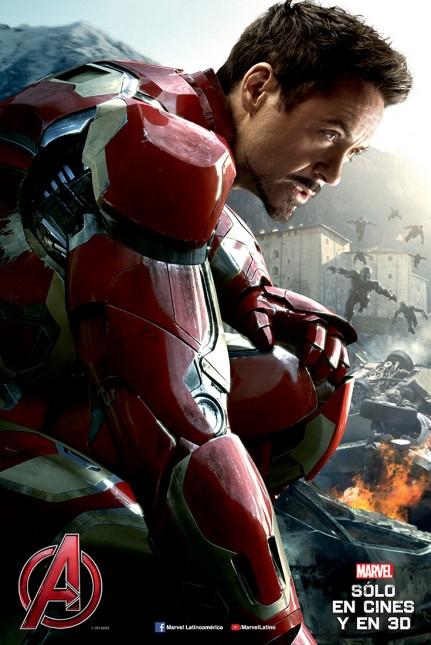 iron man avengers era ultron