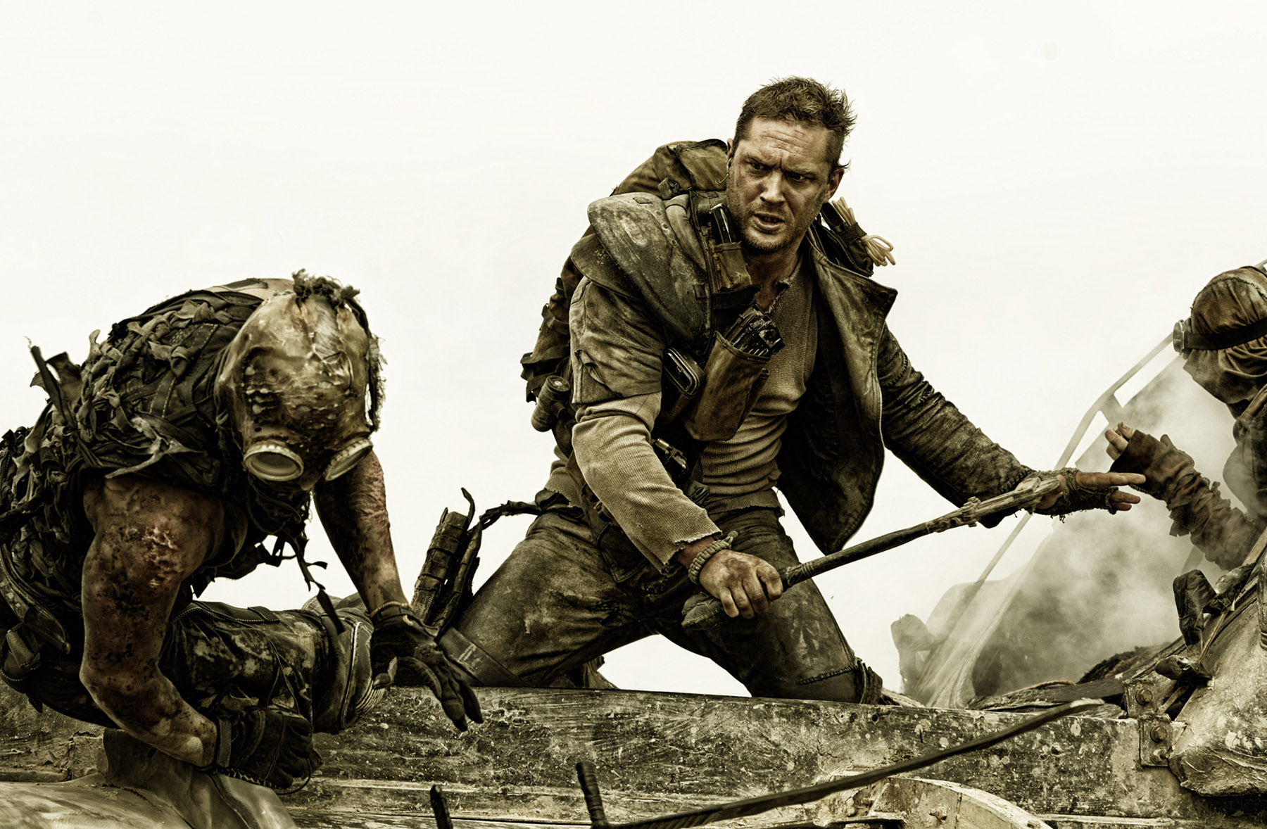 mad max furia camino tom hardy
