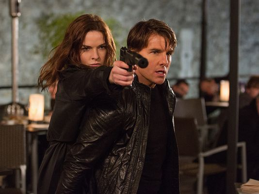 rebecca ferguson tom cruise nacion secreta mision imposible 5