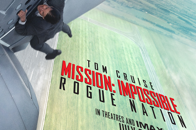 mision imposible 5 rogue nation imax