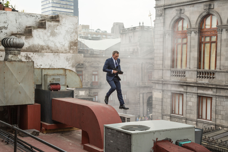 007 spectre mexico daniel craig