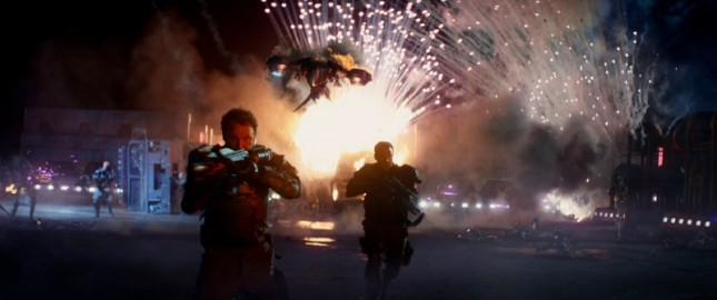 explosion terminator genesis