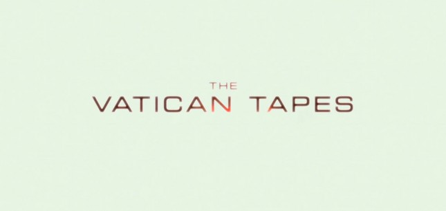 vatican tapes title