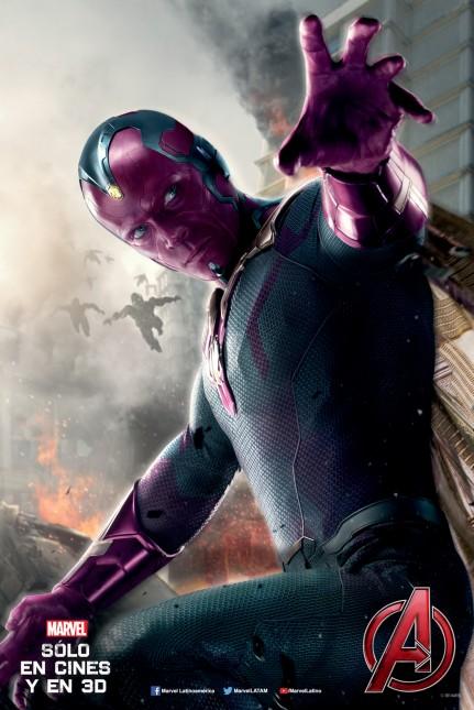 vision poster avengers era ultron
