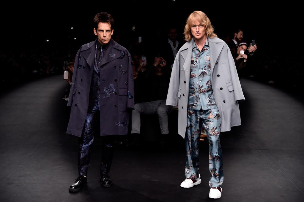 hansel derek zoolander valentino fashion show