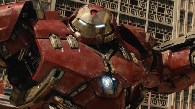 Avengers Era de Ultrón