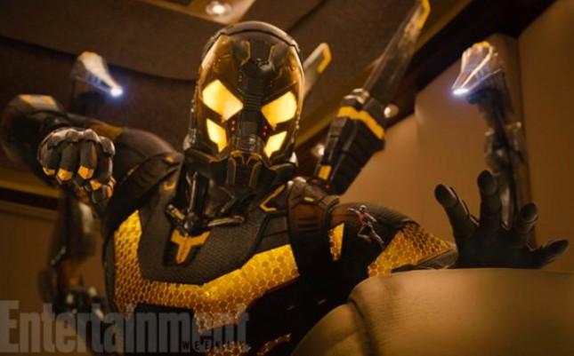 ant man hombre hormiga yellow jacket