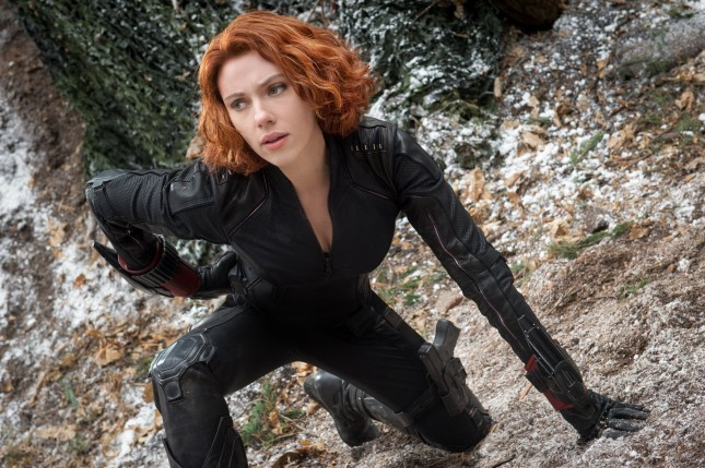 black widow scarlett johansson era ultron