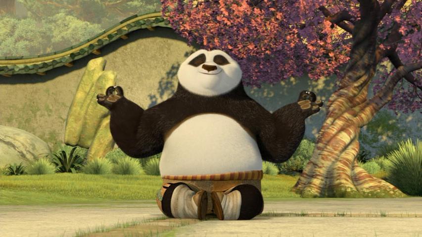 po kung fu panda