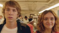 Me and Earl and the Dying Girl: Thomas Mann y Olivia Cooke