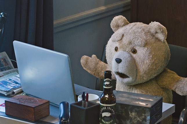 ted 2 pelicula