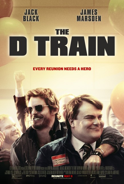 poster the d train