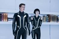 Tron: El Legado - Garret Hedlund y Olivia Wilde